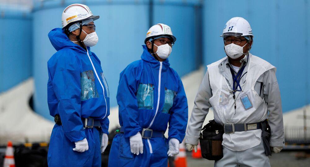 Elektrownia jądrowa Fukushima Nr 1, Japonia
