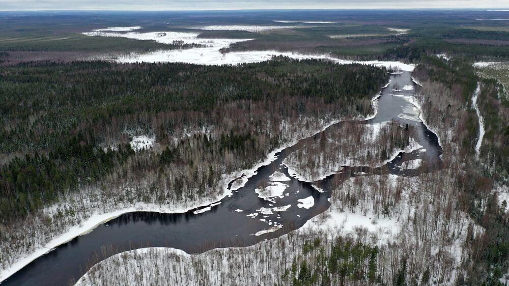 Rzeka Syapsya