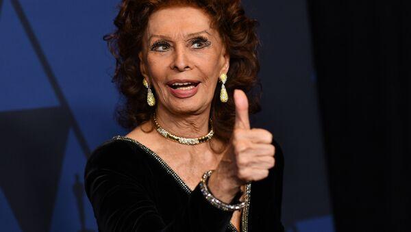 Sophia Loren  - Sputnik Polska