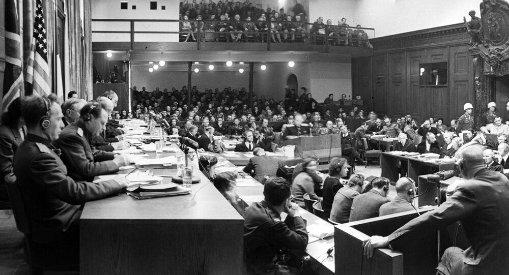 Międzynarodowy Trybunał Wojskowy w Norymberdze