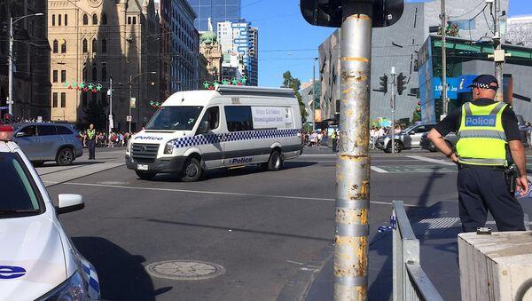Policja w Australii - Sputnik Polska
