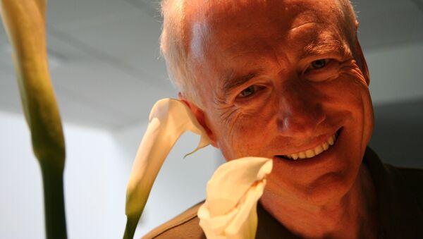 Amerykański informatyk Larry Tesler - Sputnik Polska
