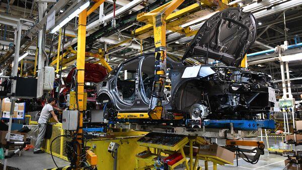 Produkcja samochodów - Sputnik Polska