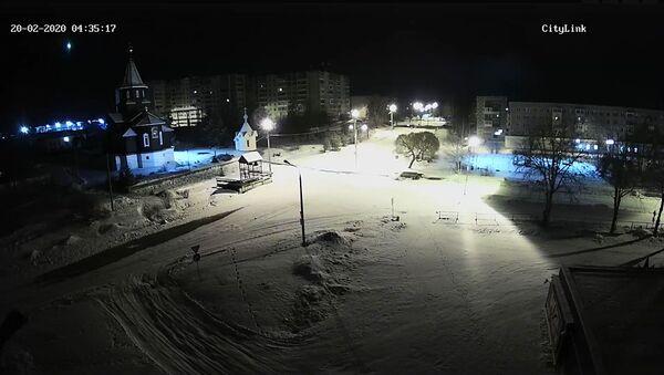 Lot meteorytu, Karelia - Sputnik Polska
