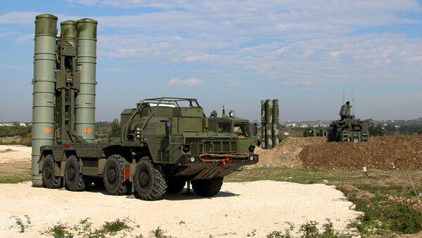 S-300 w Syrii - Sputnik Polska
