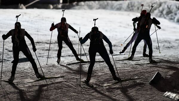 Biathlon - Sputnik Polska