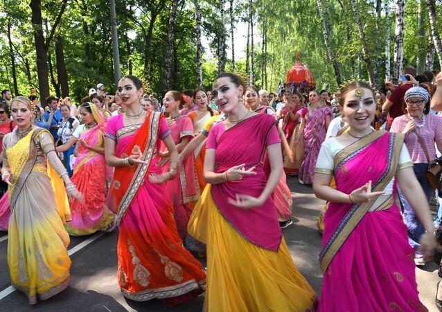Festiwal hinduskiej kultury