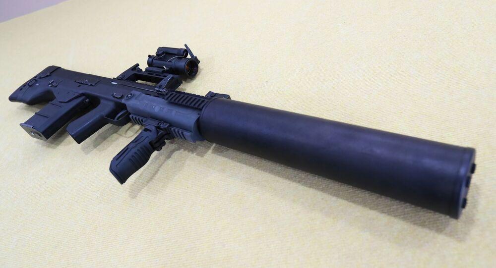 System strzelecki SzAK-12
