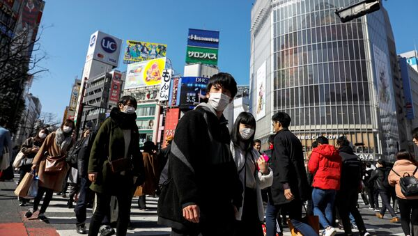 Tokio, Japonia - Sputnik Polska