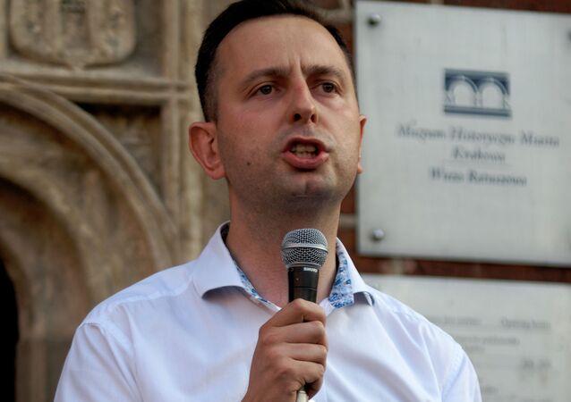 Prezes PSL Władysław Kosiniak-Kamysz