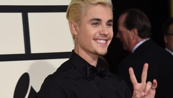Justin Bieber - Sputnik Polska