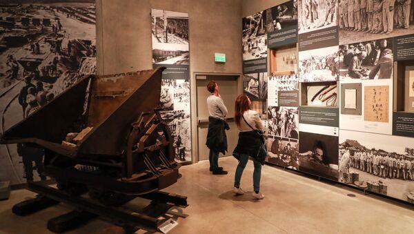 Instytut Pamięci Męczenników i Bohaterów Holocaustu Yad Vashem - Sputnik Polska