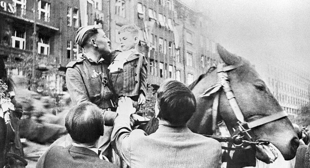 Armia Czerwona w Pradze