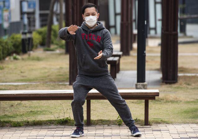 Sytuacja w Hongkongu podczas epidemii koronawirusa