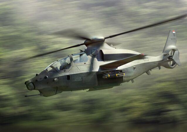 Projekt helikoptera Bell 360 Invictus