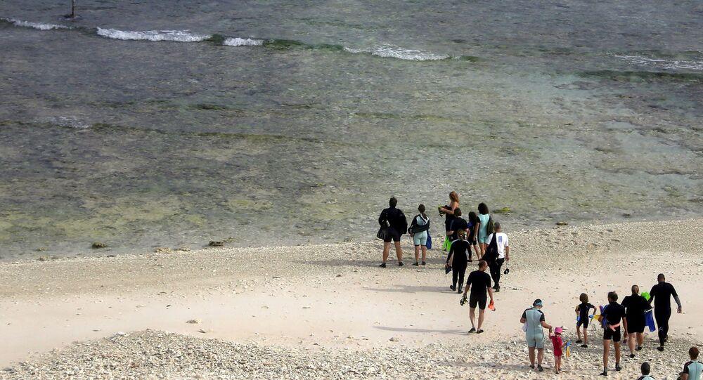 Plaża w Australii