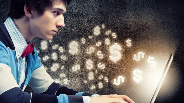 Praca przy komputerze - Sputnik Polska