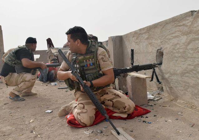 Siły bezpieczeństwa Iraku