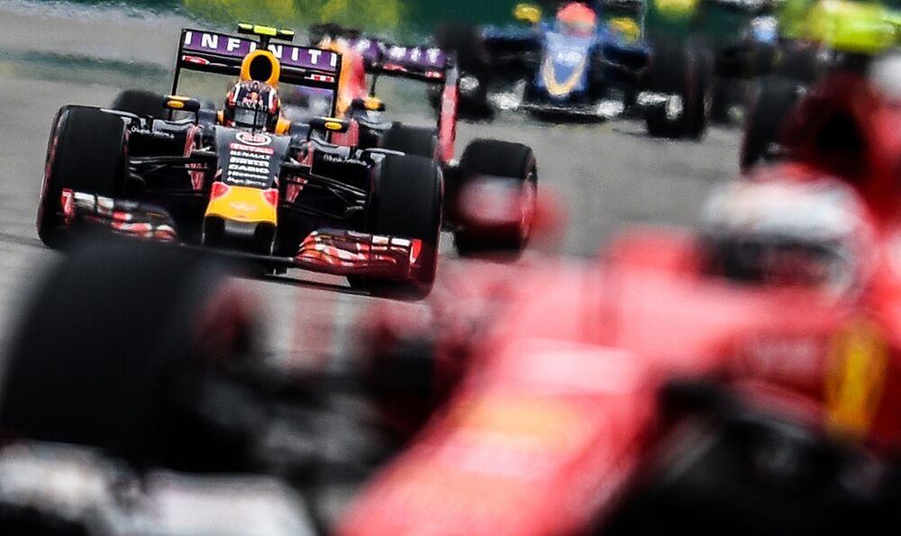 Rosyjski kierowca wyścigowy Daniił Kwiat, w Formule 1 już drugi sezon, zajął szóste miejsce. Po debiucie w zespole Toro Rosso Kwiat przeniósł się do Red Bull Racing i osiągnął najlepszy wynik w karierze – drugie miejsce w Grand Prix Węgier.
