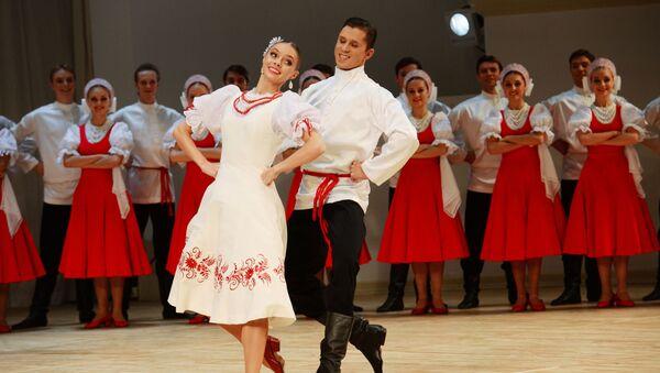 Zespół Tańca Ludowego im. Moisiejewa - Sputnik Polska