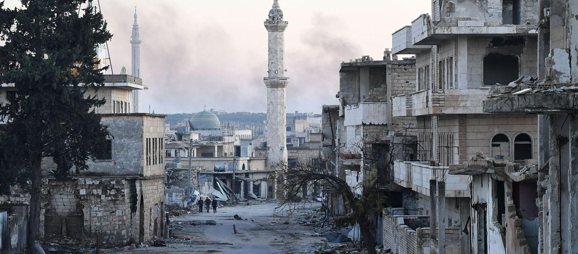 Prowincja Idlib w Syrii - Sputnik Polska, 1920, 13.10.2020
