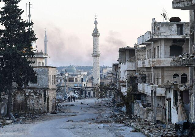Prowincja Idlib w Syrii
