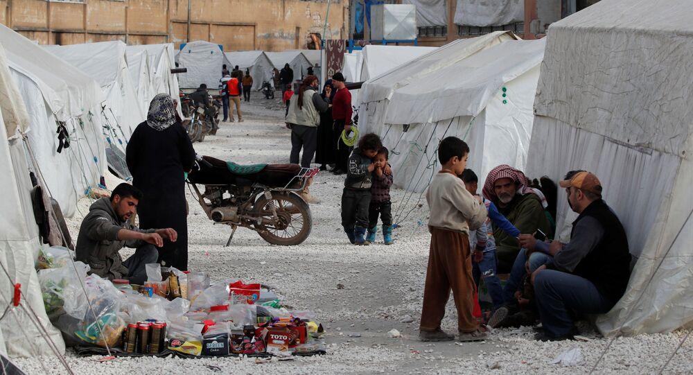 Idlib, Syria 27 lutego 2020 roku