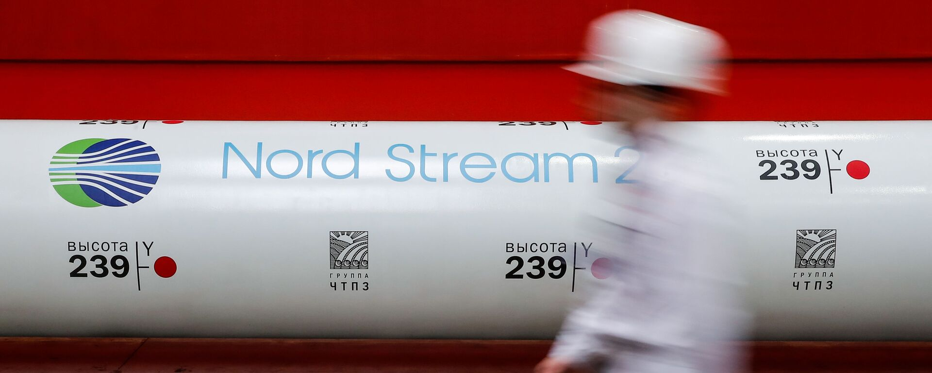 Budowa gazociągu Nord Stream 2 - Sputnik Polska, 1920, 07.06.2021