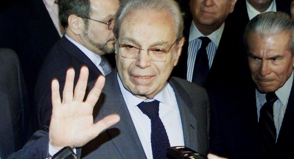 Javier Perez de Cuellar Guerra