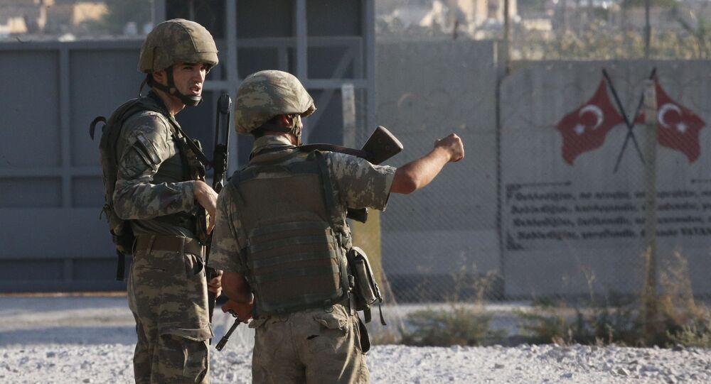 Tureccy wojskowi