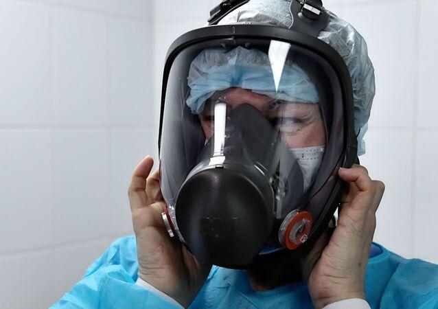 Ochrona przed koronawirusem