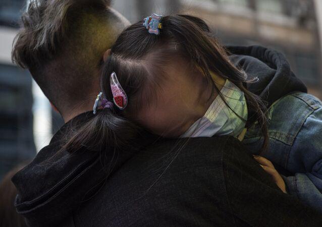 Fala zarażeń koronawirusem w Hongkongu