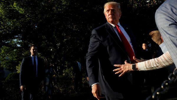 Donald Trump - Sputnik Polska
