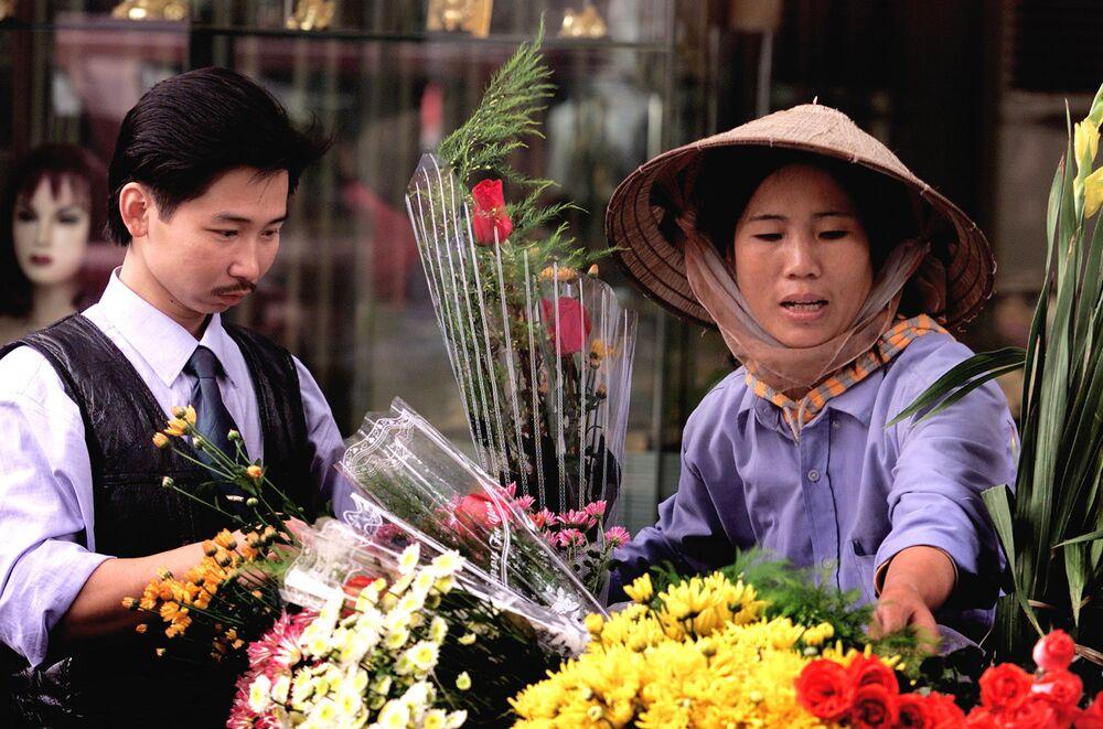 Dzień Kobiet we Wietnamie