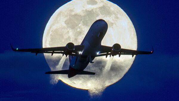 Samolot w Niemczech - Sputnik Polska