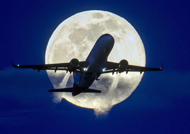 Samolot w Niemczech