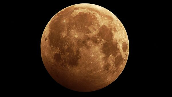 Zaćmienie Księżyca - Sputnik Polska