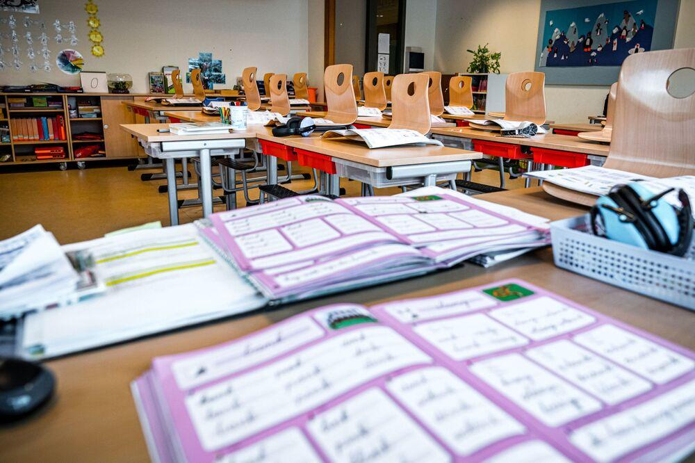 Pusta klasa w Holandii