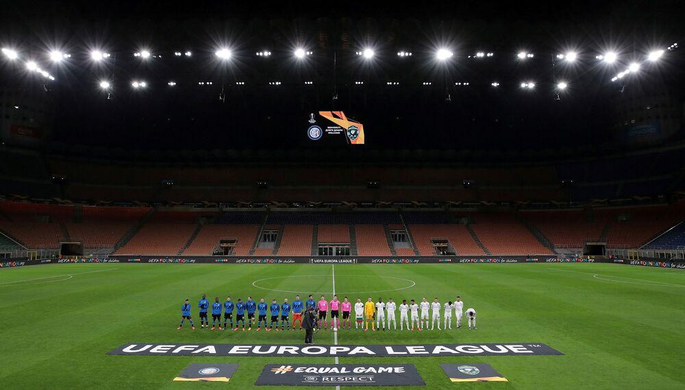 Stadion bez kibiców, Włochy