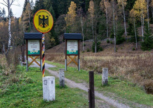 Granica czesko-niemiecka