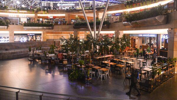 Centrum handlowe w Warszawie - Sputnik Polska