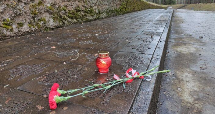 Polski Cmentarz Wojenny w Miednoje