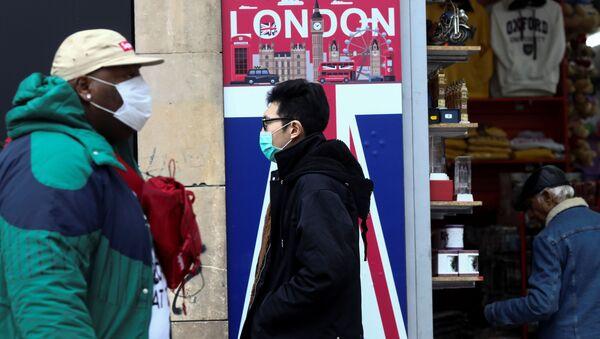 Londyn, Wielka Brytania - Sputnik Polska