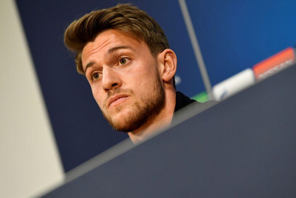 Daniele Rugani – włoski piłkarz występujący na pozycji obrońcy. Obecnie gra w Juventusie