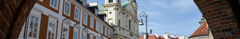 Pusty centrum Warszawy - Sputnik Polska