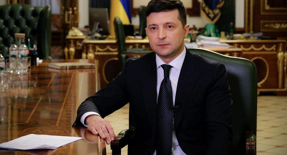 Orędzie prezydenta Ukrainy Wołodymyra Zełenskiego w związku z wprowadzeniem kwarantanny