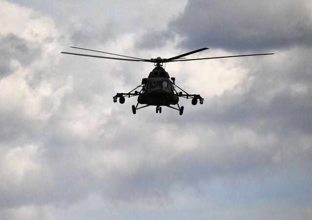 Śmigłowce Mi-8