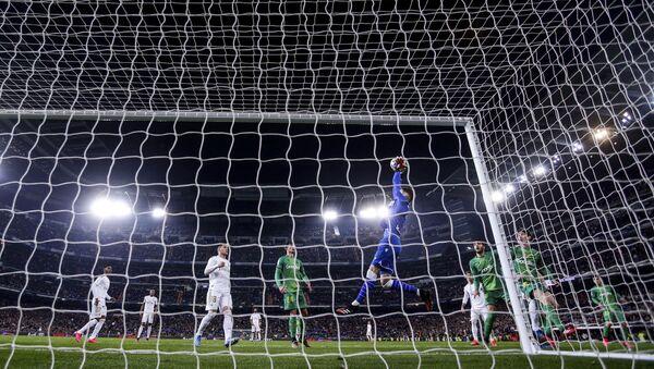 Mecz Real Madryt - Real Sociedad, Hiszpania - Sputnik Polska
