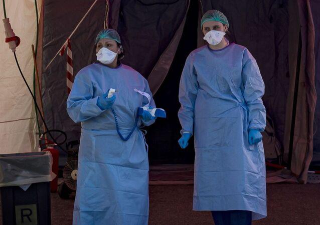 Sytuacja we Włoszech w związku z epidemią koronwirusa