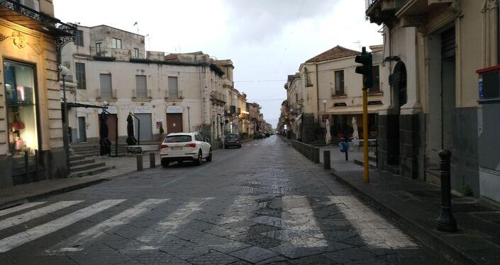 Kwarantanna w Sycylii